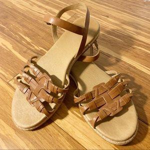 UGG genuine leather sandals